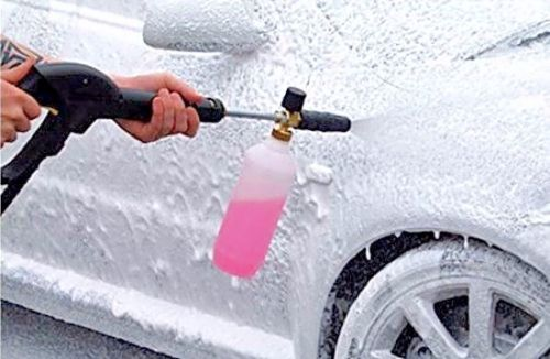 What Car Soap Do You Use For Foam Cannon