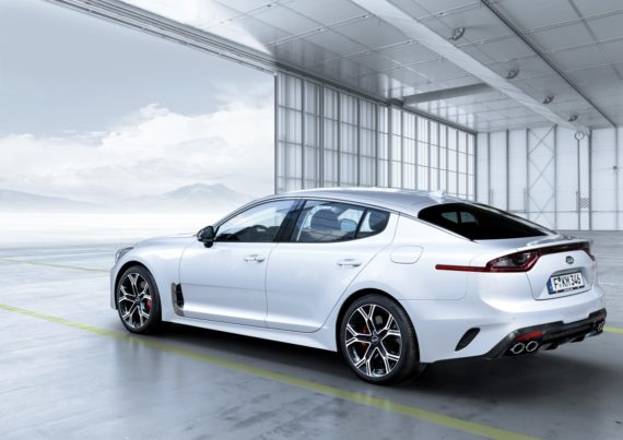 """Is Kia the new """"American"""" muscle car?"""