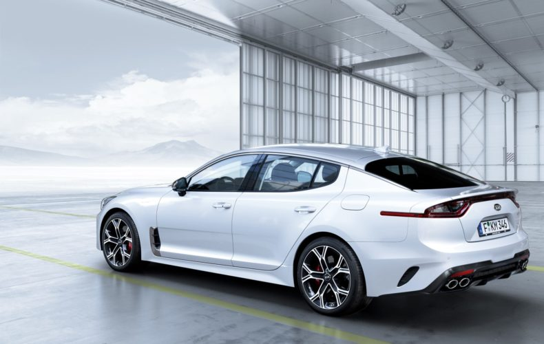 "Is Kia the new ""American"" muscle car?"